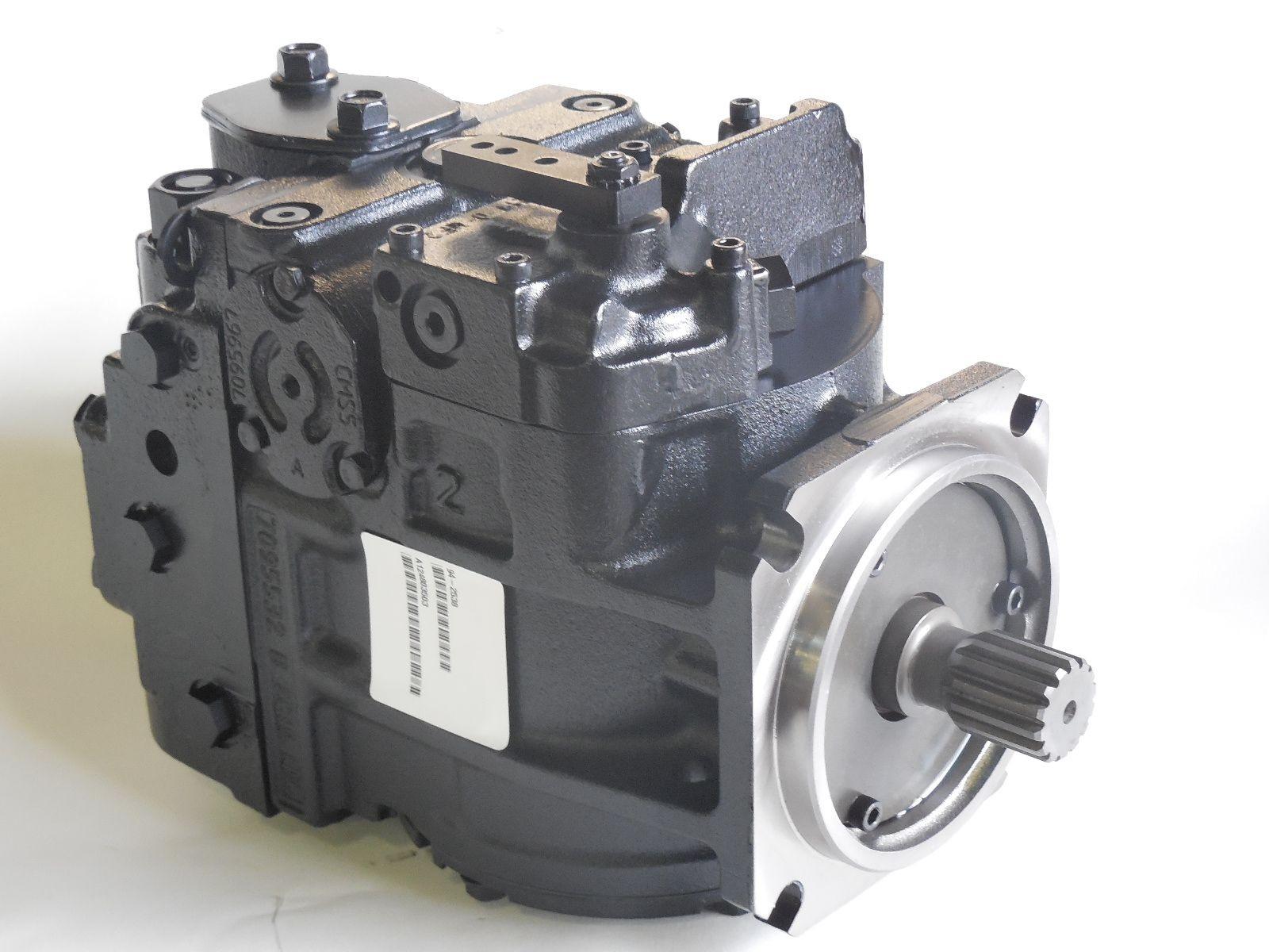 Infomarine on line maritime directory hydro titan e e for Staffa hydraulic motor repair manual