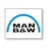 MAN B&W SL2 017-654 Crankshaft Torsional Damper